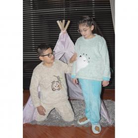 Pijama Niño Monito