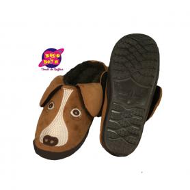 Pantufla caballero Doggy
