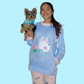 Pijama Dama Gato Dona