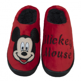 Pantufla Mickey mouse
