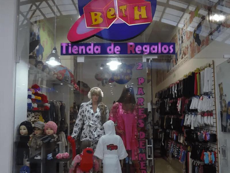 tienda de regalos bogobeth plaza imperial